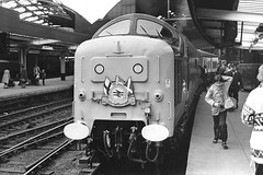 North East railway memories from the late 1970's.