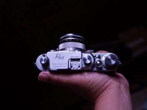 Reid III + Canon35mmF1.8