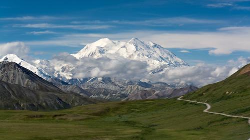 Denali / Mount McKinley, Denali National Park