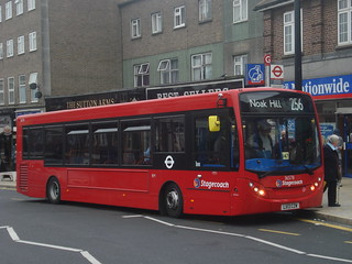 Stagecoach 36578 on Route 256, Hornchurch
