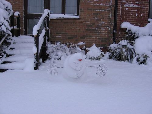 Snowman - 2009