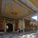 Entrada al palacio Topkapi justo antes de hacer la cola y apoquinar