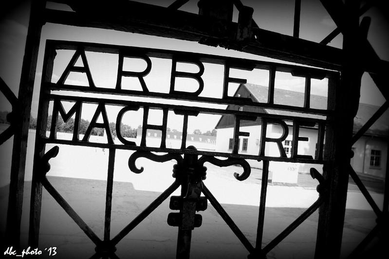 Primer campo de concentración de la Alemania nazi
