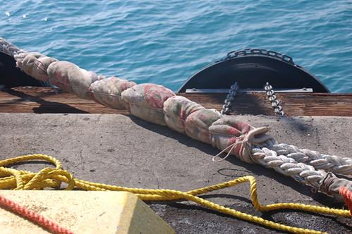 Kagawa Maru chafing gear