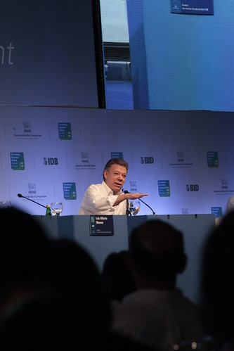 President of Colombia, Juan Manuel Santos