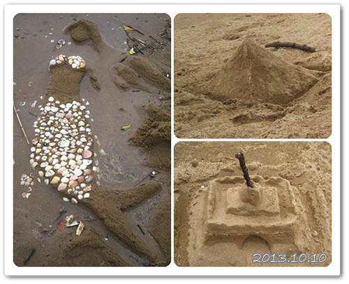 131010-沙灘上的成品