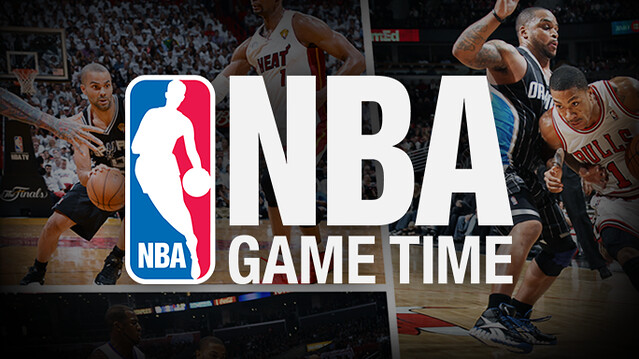 NBA Game Time App on PS3