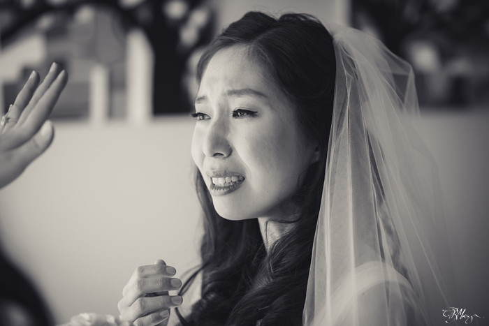 Bride-Crying