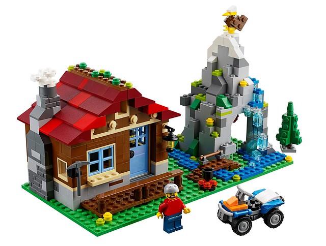 LEGO Creator 31025 - Mountain Hut