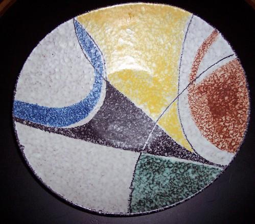 Ruscha - Handpainted Bowl (Milano)