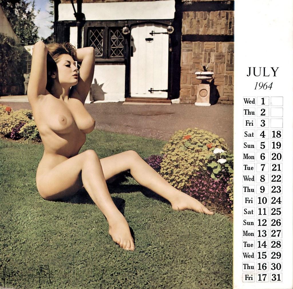 June Palmer - Nude-O-Rama
