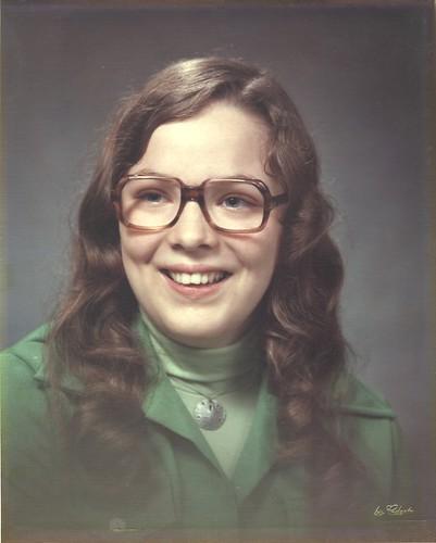 Diane Brassfield Portrait 1970s