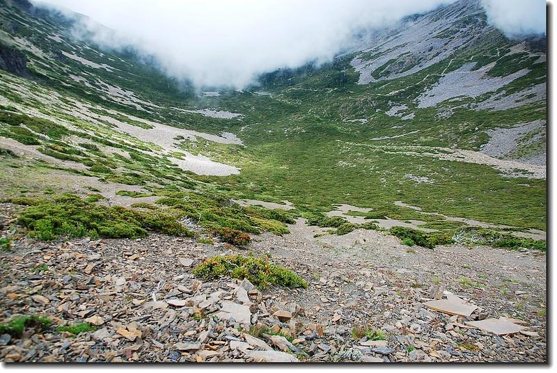 雪山一號圈谷 2