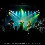 AEONS OF ASHES @ ((szene)) Wien