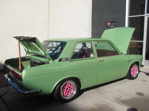 Savant's Datsun SSS Bluebird