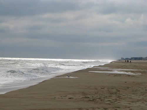 Rehoboth Beach in the Winter