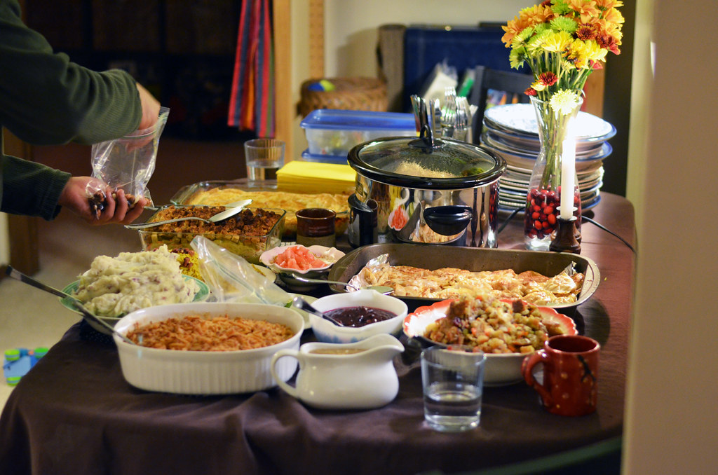 International Day of Thanksgiving: 2013