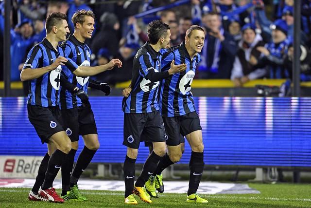 Club Brugge - Waasland-Beveren (26 december 2013)