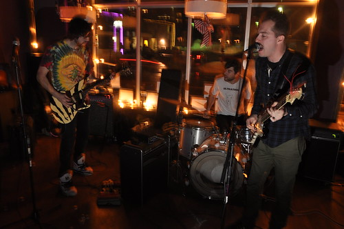 Brabazons at Cafe Luneta