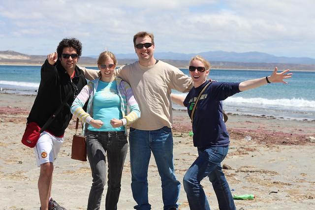 JM, Katie, David, & Marianne