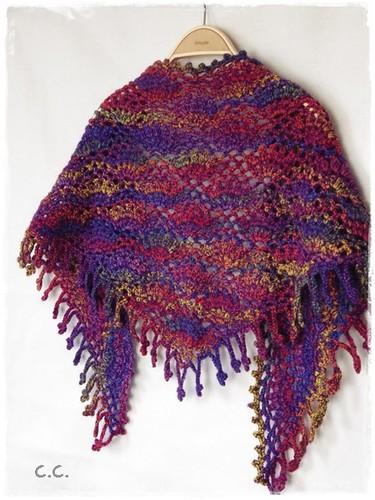 crochet shawl 001-3