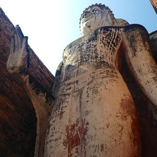 Attēls no  Sukhothai Historical Park pie  Ban Na. thailand sukhothai