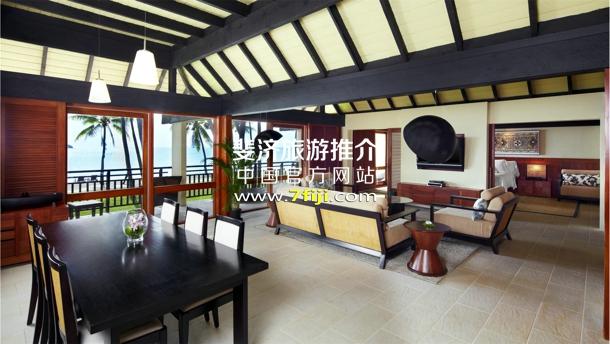皇家套房用餐区