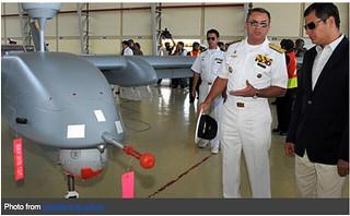 ecuador drone