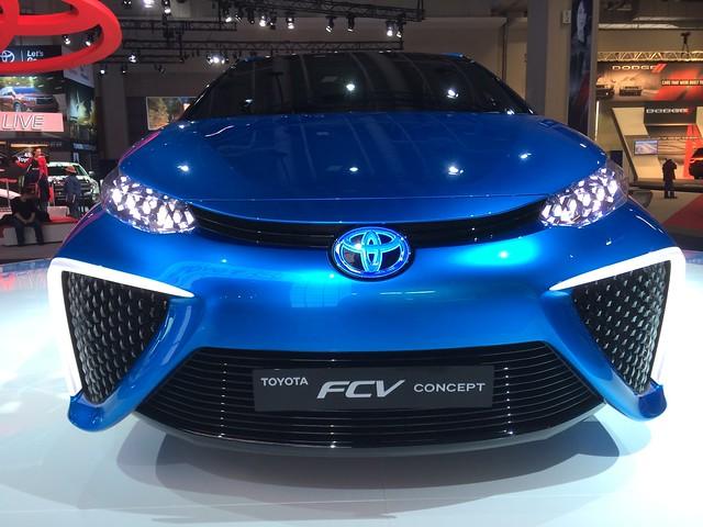 FCV front