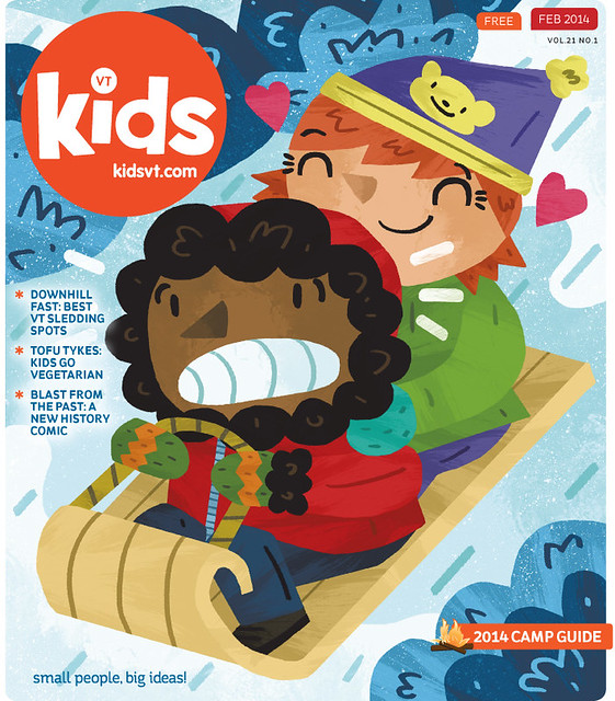 VTKids February2014 Cover with Text