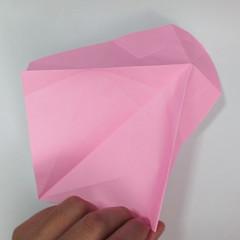 สอนการพับกระดาษเป็นลูกสุนัขชเนาเซอร์ (Origami Schnauzer Puppy) 018