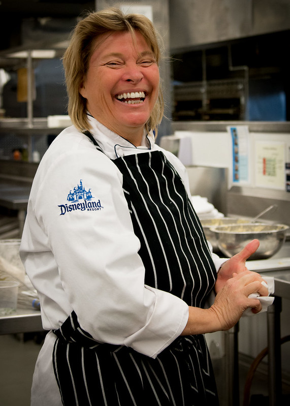 Executive Chef Christine Weissman