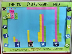 Tracking the time we spend online for #yisdcw - tumblr is always a favorite