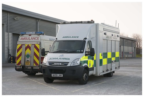 Scottish Ambulance Service, Specialist Operational Service Vehicles, March 2014