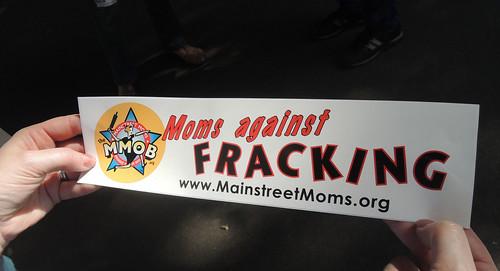 mom's against fracking