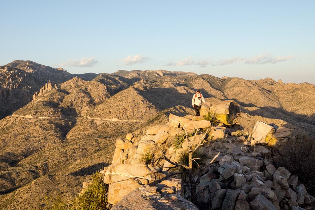 1403 Ridge near Gibbon Mountain