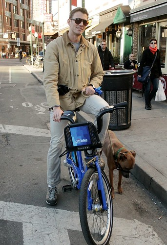 Citibike Your Dog Walk