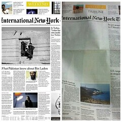 Pakistán, censurando el International New York Times #censura #journalism #periodismo