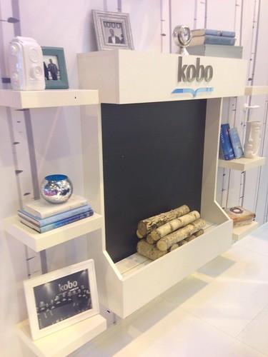 Cheminée chez Kobo
