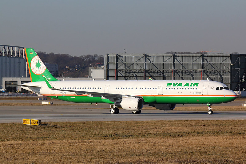 EVA Air - A321 - D-AVZI (5)