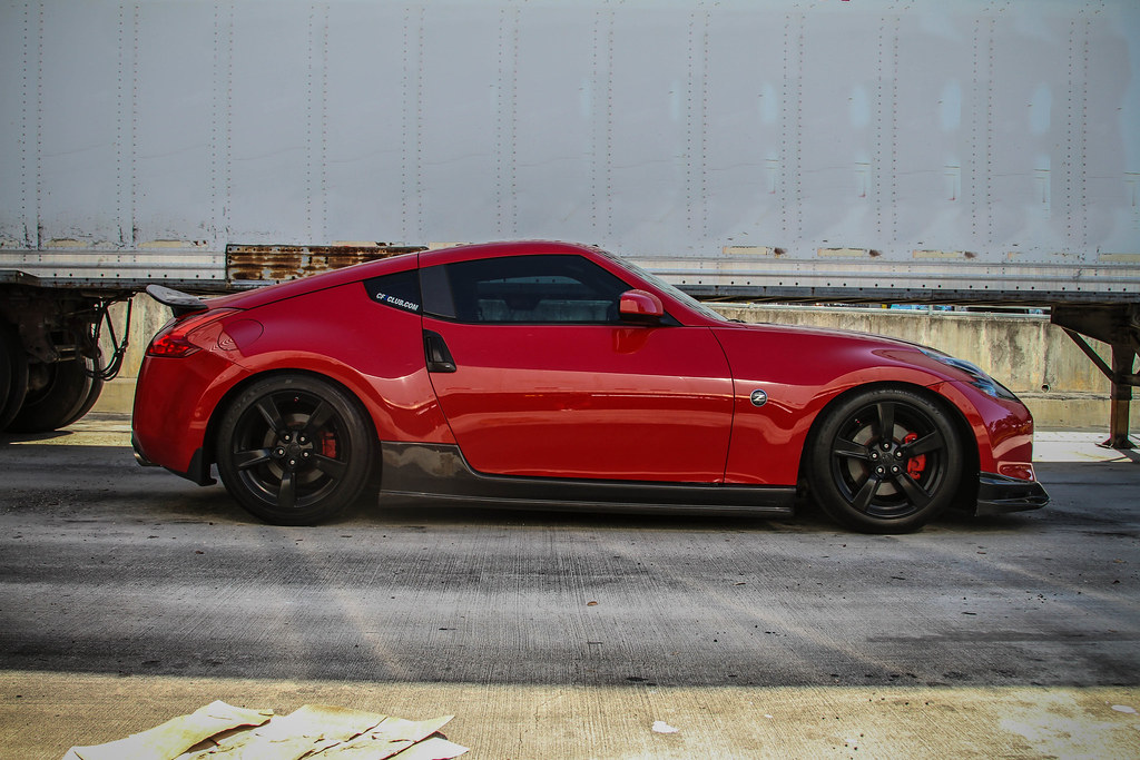 Official Solid Red 370z Thread Page 47 Nissan 370z Forum