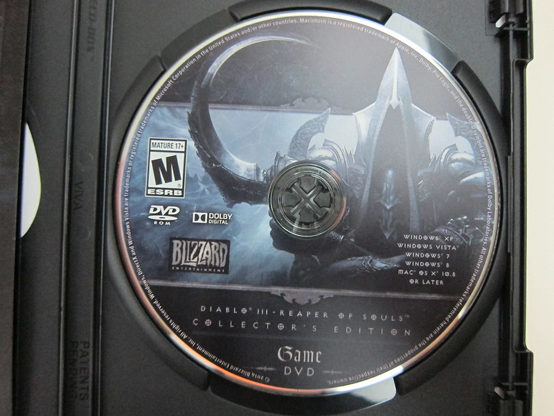 Reaper of Souls - Collector's Edition - Game DVD