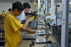 Bossio anunció la adjudicación de 900.000 nuevas netbooks de #ConectarIgualdad