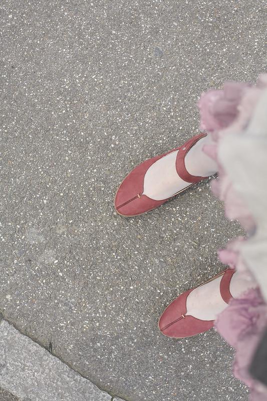 Моя любимая обувь