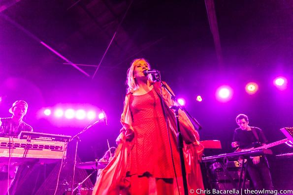 Austra @ Glasshouse, Pomona 4/14/14