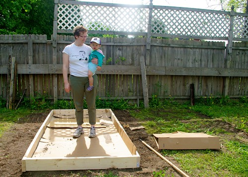 Raised Garden Bed Frames