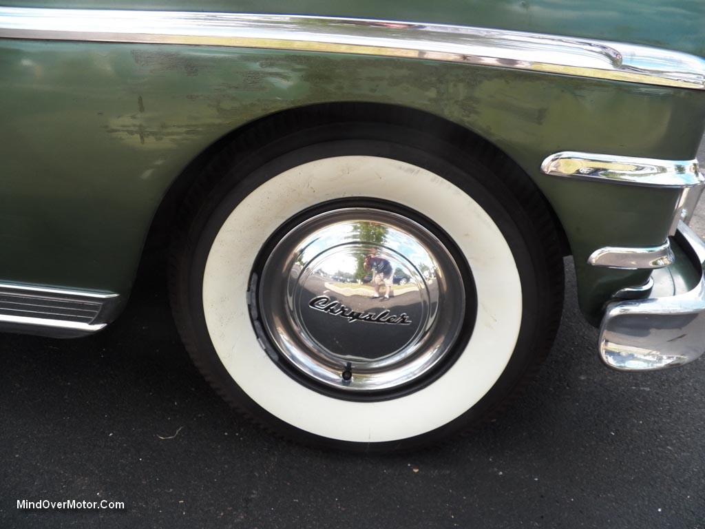 Chrysler TC Convertible Wheel