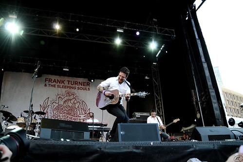 Frank Turner & the Sleeping Souls