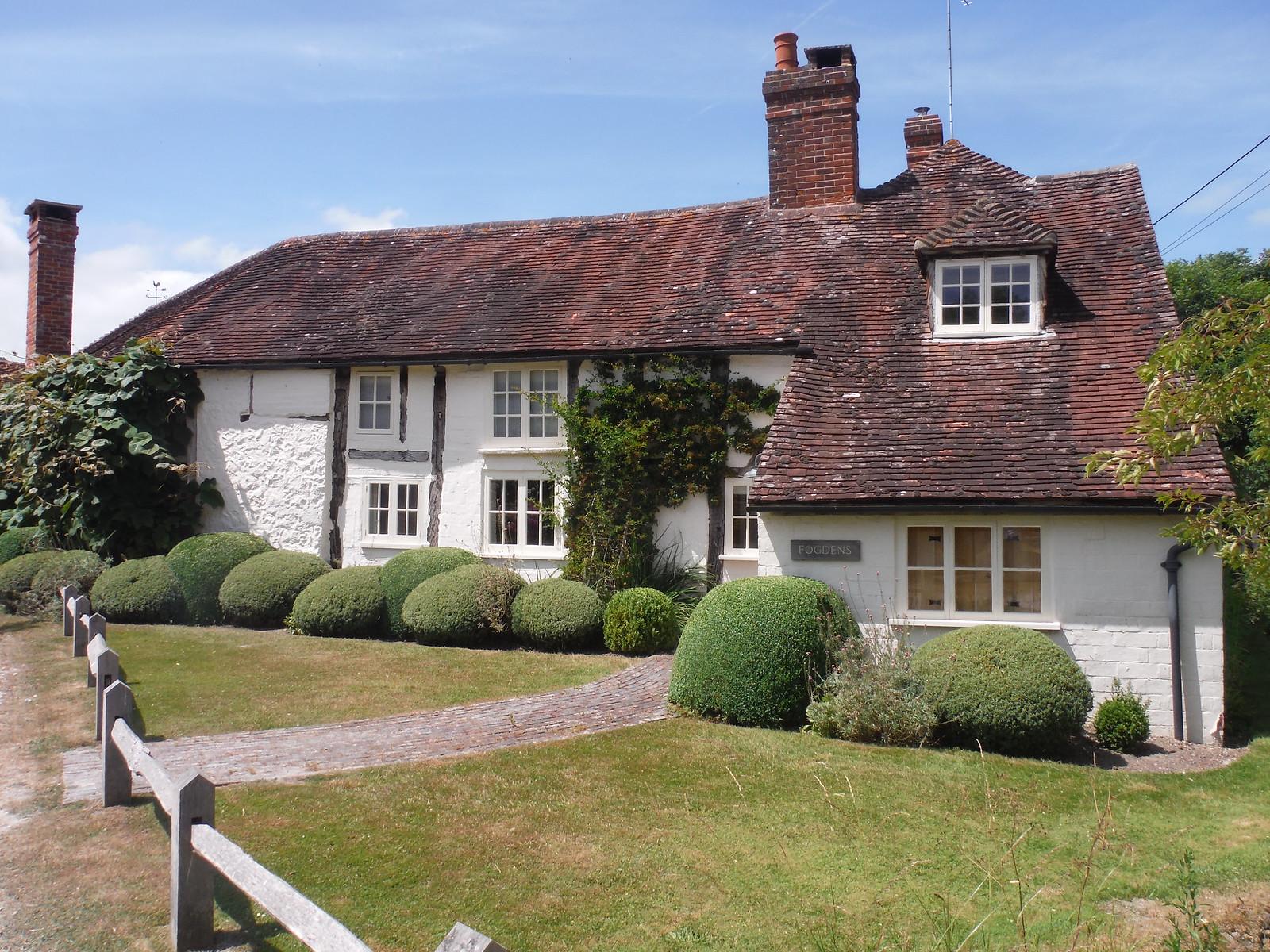 House in West Burton SWC Walk 217 Midhurst Way: Arundel to Midhurst