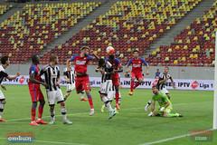 Steaua-Partizan, 1-1
